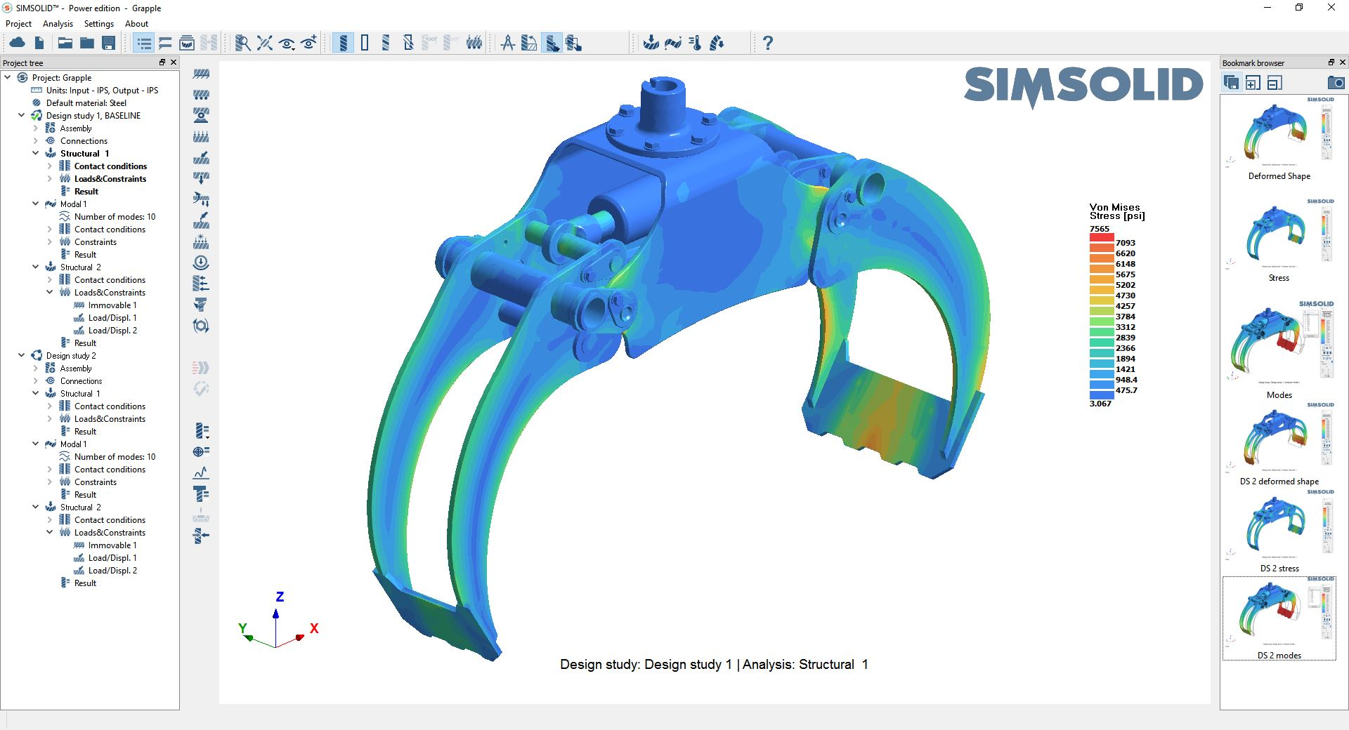 SIMSOLID-grapple