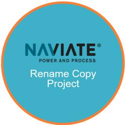Rename Copy Project
